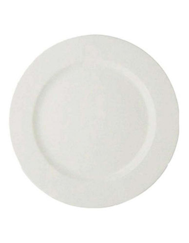 Maxwell & Williams Basic White Four-Pack Dinner Plate Set-WHITE-One Size