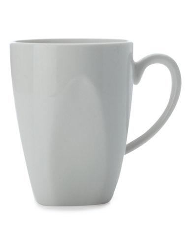 Maxwell & Williams Basic White Set of Four Bullet Mugs-WHITE-One Size 88179631_WHITE_One Size