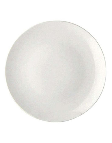 Maxwell & Williams Basic White Set of Four Coupe Dinner Plates 88179639