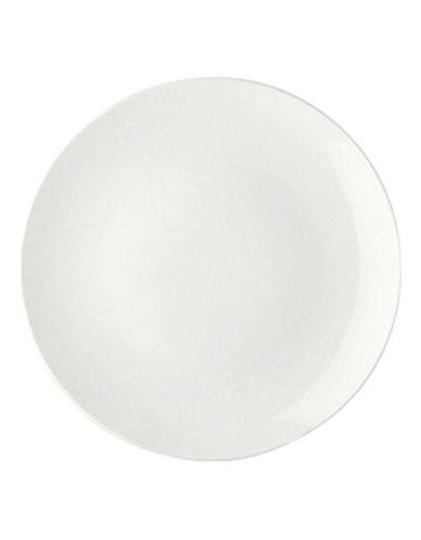 Maxwell & Williams Basic White Set of Two Coupe Plates-WHITE-One Size 88179641_WHITE_One Size