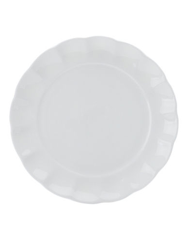 Maxwell & Williams Set of Four Cashmere Charming Side Plates-WHITE-One Size