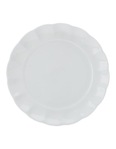 Maxwell & Williams Set of Four Cashmere Charming Round Platters-WHITE-One Size 88179666_WHITE_One Size