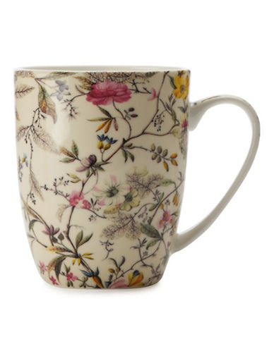 Maxwell & Williams Set of Three William Kilburn Summer Blossom Mugs-MULTI-COLOURED-One Size 88185676_MULTI-COLOURED_One Size