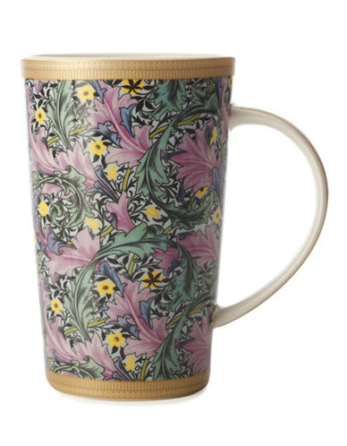 Maxwell & Williams Set of Four William Morris Granville Mugs-MULTI-One Size 88185687_MULTI_One Size