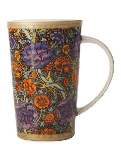 Maxwell & Williams Set of Four William Morris Wandle Mugs-MULTI-One Size 88185688_MULTI_One Size