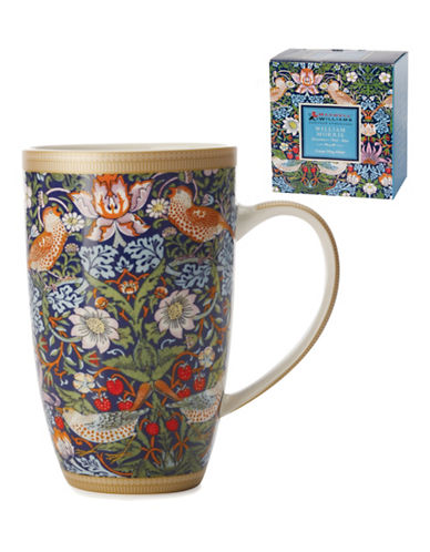 Maxwell & Williams William Morris Coupe Mug-BLUE-One Size