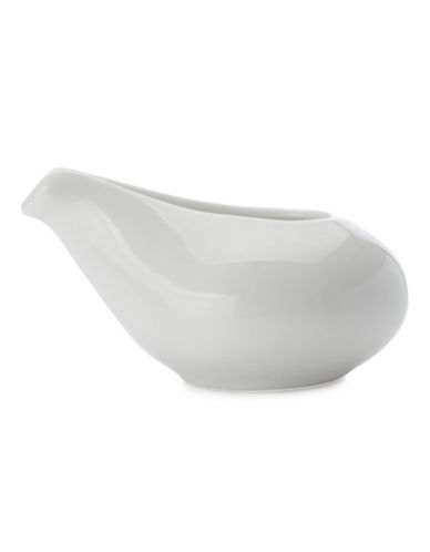 Maxwell & Williams Basic White 12-Pack Individual Sauce Boats-WHITE-One Size