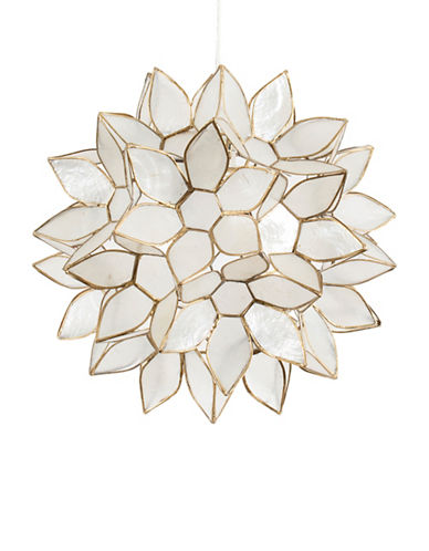 Home Details Capiz Ceiling Light-CAPIZ-One Size