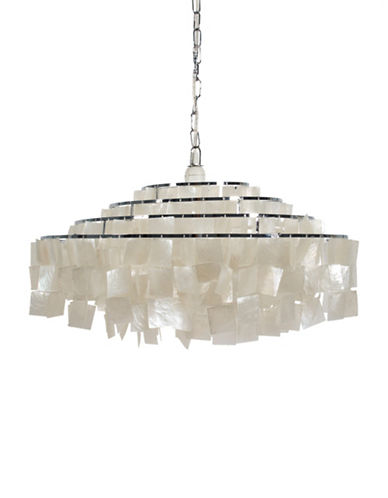 Home Details Capiz Large Ceiling Light-CAPIZ-One Size