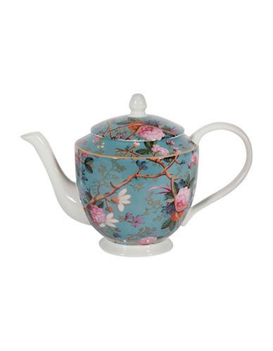 Maxwell & Williams William Kilburn Victorian Garden Teapot Large- 3.4 oz.-BLUE MULTI-1L
