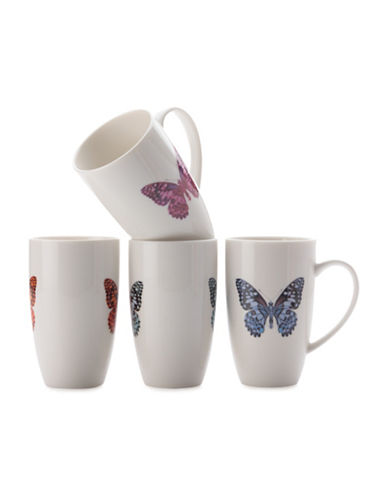 Maxwell & Williams Butterflies Mug Set-ASSORTED-One Size 89021614_ASSORTED_One Size