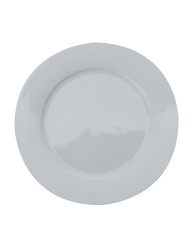 Maxwell & Williams Two-piece Cashmere Rim Dinner Plate Set-WHITE-One Size