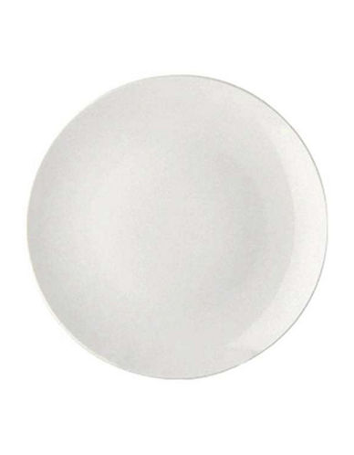 Maxwell & Williams Four-Piece Coupe Side Plate Set-WHITE-One Size