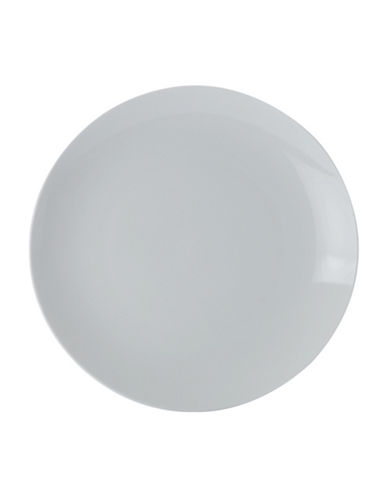 Maxwell & Williams Four-Piece Coupe Entrée Plate Set-WHITE-23