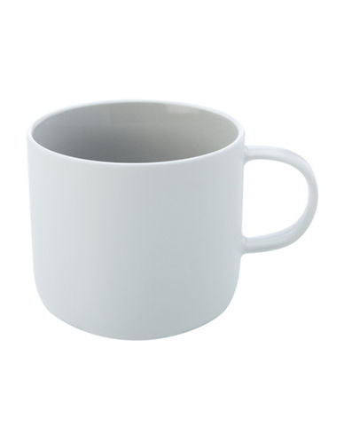 Maxwell & Williams Tint Six-Piece Porcelain Mug Set-GREY-One Size 89362139_GREY_One Size