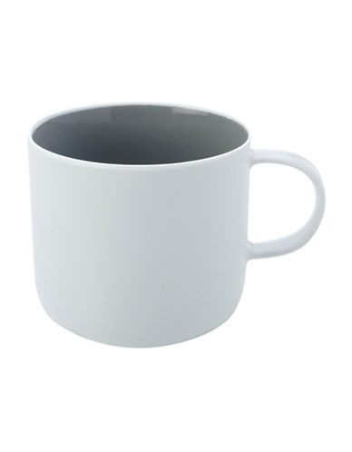 Maxwell & Williams Tint Six-Piece Porcelain Mug Set-CHARCOAL-One Size 89362140_CHARCOAL_One Size