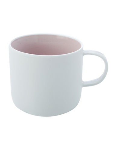Maxwell & Williams Tint Six-Piece Porcelain Mug Set-ROSE-One Size 89362142_ROSE_One Size