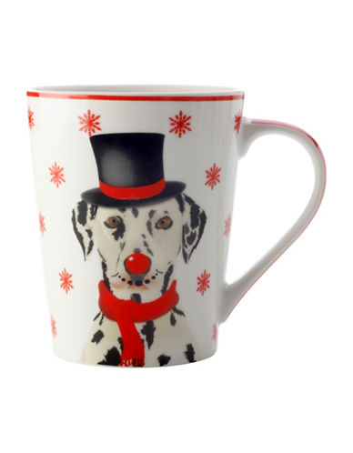Maxwell & Williams Mob Christmas Sir Henry Six-Piece Mug Set-MULTI-12.5