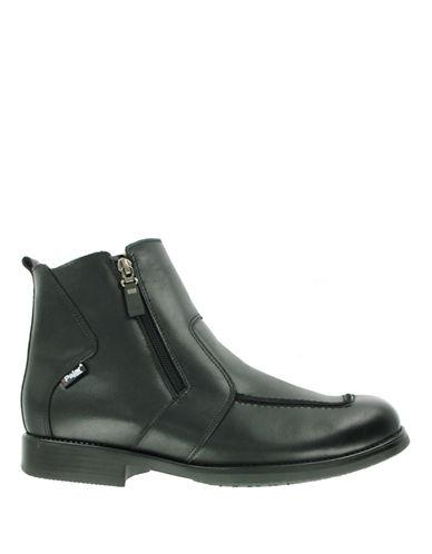 Pajar Bili Waterproof Leather Boots-BLACK-11