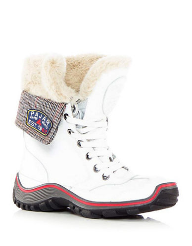 Pajar Alice Faux Fur Winter Boots-WHITE-EUR 40/US 9