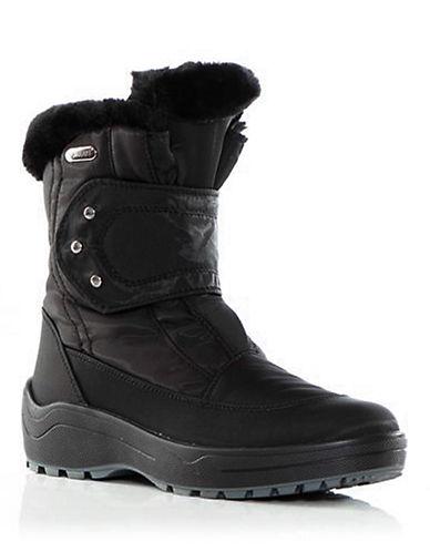 Pajar Waterproof Ice Gripper Boots-BLACK-EUR 41/US 10
