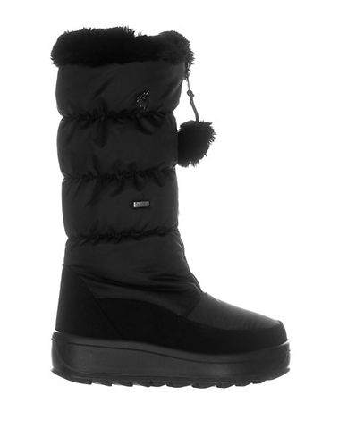 Pajar Waterproof Insulated Boots-BLACK-EUR 37/US 6