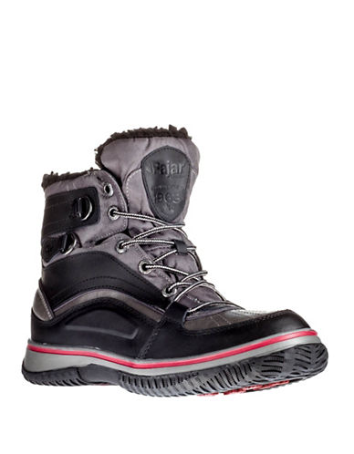 Pajar Connor Waterproof Boots-BLACK-EU 45/US 12