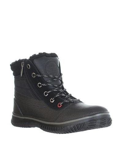 Pajar Trooper Waterproof Insulated Boots-BLACK-EU 42/US 9