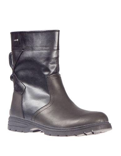 London Fog Jackson Boots-BLACK-EU 42/US 9