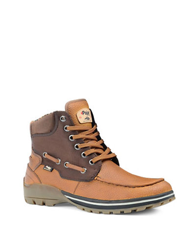 Pajar Brent Sport Casual Waterproof Boots-HONEY/BROWN-EU 44/US 11