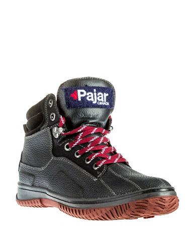 Pajar Gerardo Ankle Boots-BLACK-EU 40/US 7