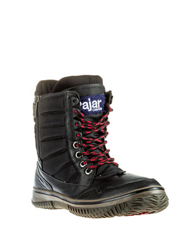 Pajar Tal Casual Waterproof Boots-BLACK-EU 40/US 7