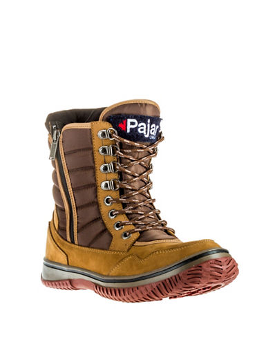 Pajar Tal Casual Waterproof Boots-HONEY-EU 40/US 7