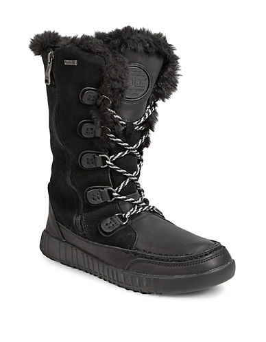 Pajar Sport Collection Paytin Boots-BLACK-EUR 37/US 6
