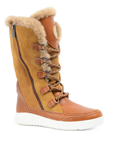 Pajar Sport Collection Paytin Boots-TAN-EUR 37/US 6