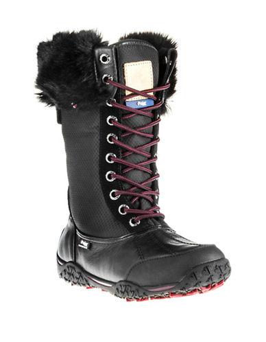 Pajar Genevieve Winter Boots-BLACK-EUR 38/US 7