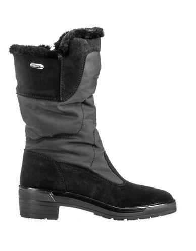 Pajar Nathalie Mid-Calf Boots-BLACK-EUR 38/US 7
