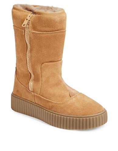 Pajar Double Zip Waterproof Boots-BROWN-EUR 40/US 10