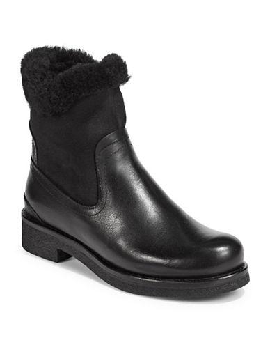 Pajar Odessa Mid Ankle Boots-BLACK-EUR 39/US 9