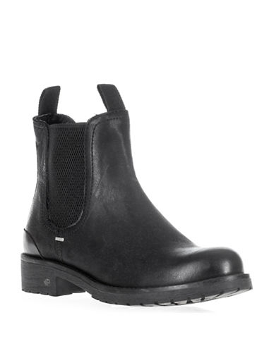 Pajar Saint Louis Leather Boots-BLACK-EUR 37/US 7