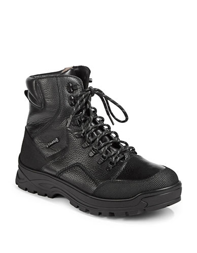 Pajar Matis Heritage Ankle Boots-BLACK-9