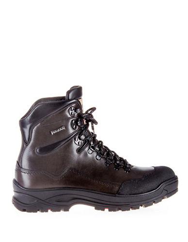 Pajar Glacier Heritage Ankle Boots-GREY-8