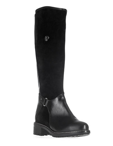 Pajar Carry Riding Mid-Calf Boots-BLACK-8