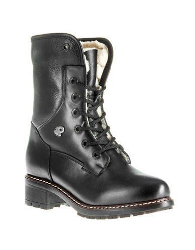 Pajar Manuelle Winter Mid-Calf Boots-BLACK-6