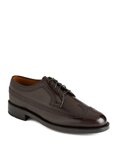 Florsheim Jefferson-BURGUNDY-9.5