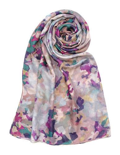 Lord & Taylor Camo Blanket-PASTEL-One Size
