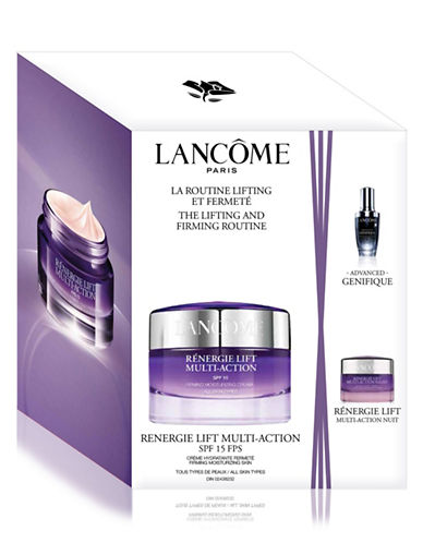 Lancôme Three-Piece Renergie Set-NO COLOUR-One Size