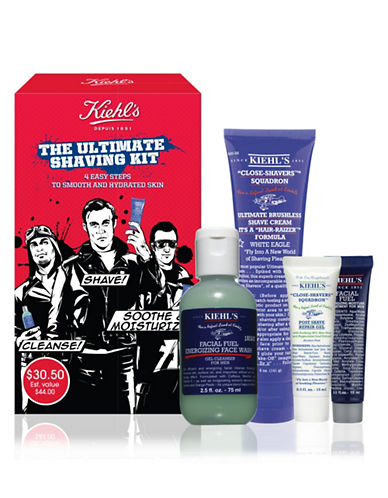 KiehlS Since 1851 The Ultimate Shaving Set-NO COLOR-One Size