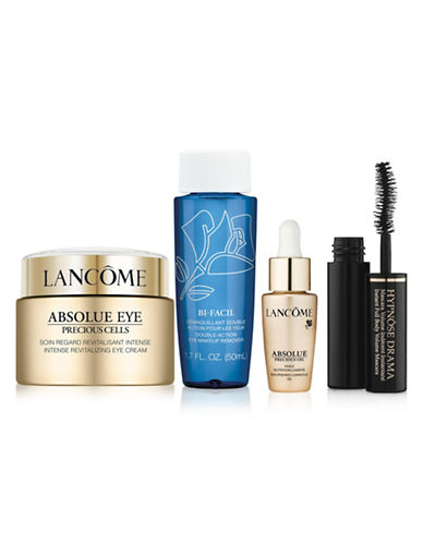 Lancôme Absolue Precious Cells Four-Piece Eye Care Set-NO COLOR-One Size