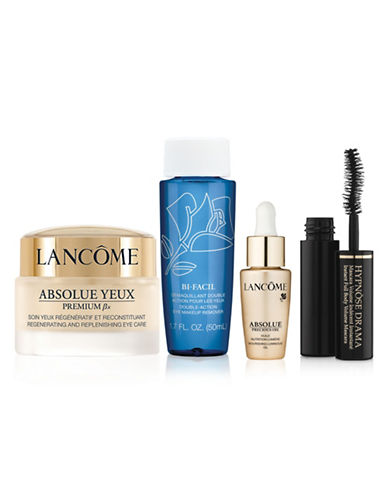 Lancôme Absolue Premium Four-Piece Eye Care Set-NO COLOR-One Size